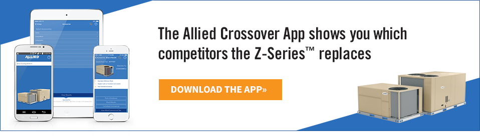 Download the Allied Crossover App